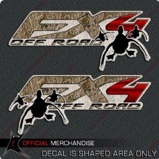 com FX4 Duck Hunting Truck Sticker F 150 Camo Set
