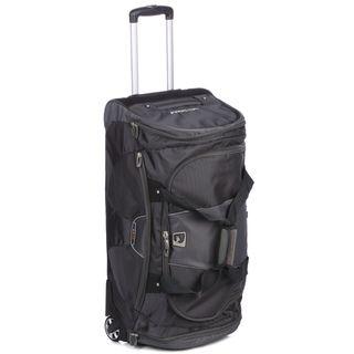 High Sierra 30 inch Wheeled Cargo Upright Duffel Bag