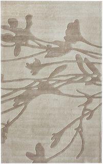 Handmade Luna Pino Branches Rug (76 x 96)