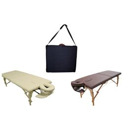 Salon Size Portable Massage Table Total Kit