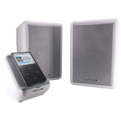 Grace Digital Schooners Outdoor Wireless Speaker System