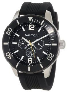 Nautica Mens N14623G NSR 11 Classic Analog Watch Watches