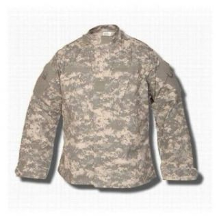 Tru Spec Army Combat Uniform Jacket 50/50 Nylon Cotton Rip