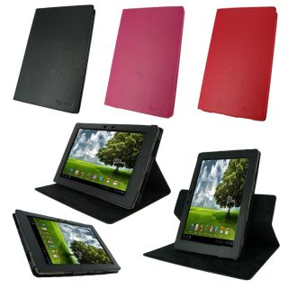 rooCASE Asus EEE Pad Transformer TF101 Dual View Leather Case Cover