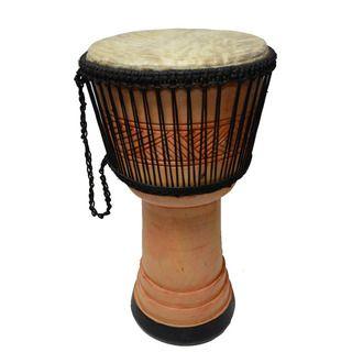 Handcrafted Adowa Djembe/ Bongo Drum (Ghana)