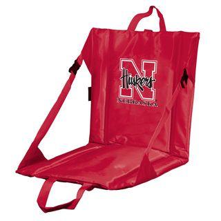 University of Nebraska Huskers Lightweight Folding Stadium Seat