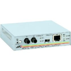 Allied Telesis AT MC101XL 90 Fast Ethernet Media Converter