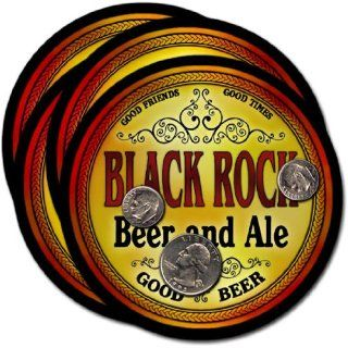 Black Rock , NM Beer & Ale Coasters   4pk: Everything Else
