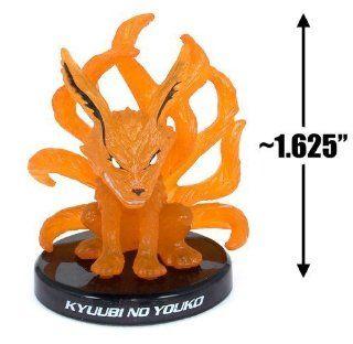 Nine Tailed Demon Fox ~1.625 Mini Figure with Stand