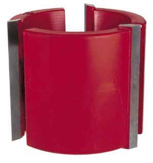 Freud UP153 3 Wing 3 Inch Straight Edge Shaper Cutter, 1 1/4 Bore