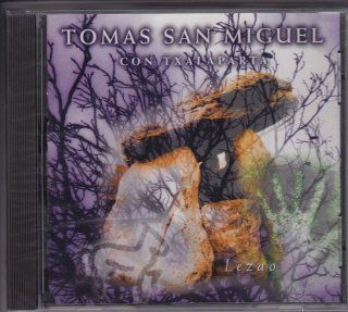 Lezao Tomas San Miguel con Txalaparta Music