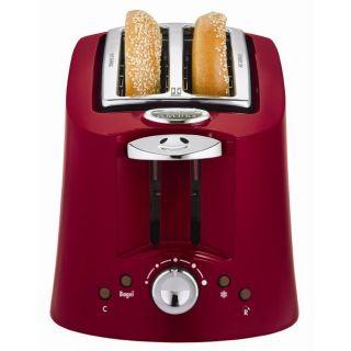 Hamilton Beach 22132H Eclectrics Carmine Red Toaster