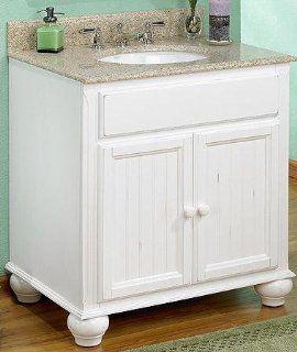 Fairmont Cottage V30 Bathroom Vanity 30 Vanity   156 30
