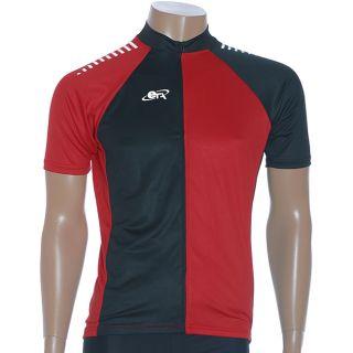 ETA Mens Short sleeve Black/ White Cycling Jersey Today $51.18