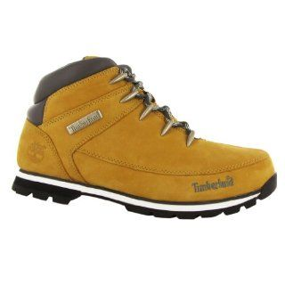 Timberland Mens Euro Dub Boot,Wheat,7 M Shoes