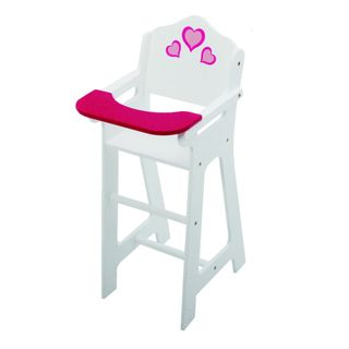 The New York Doll Collection Doll High Chair