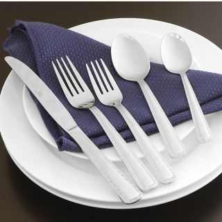 Wallace 96 piece Natalie Flatware Set