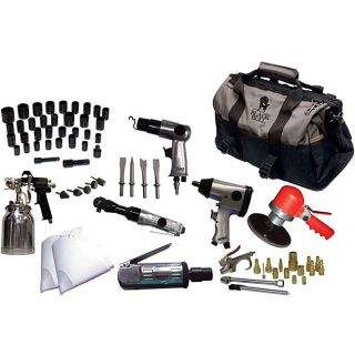Black Bull 105 piece Air Tool Kit