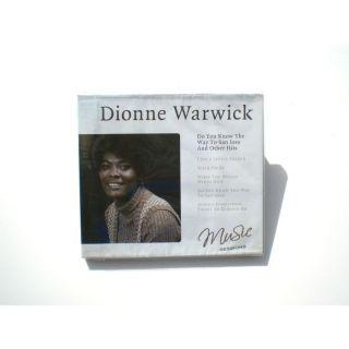 Dionne Warwick   Achat CD SOUL / FUNK / DISCO pas cher