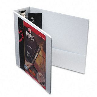 EasyOpen ClearVue 3 inch Locking Round ring Binder
