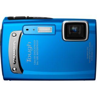 Olympus Tough TG 310 14MP Blue Digital Camera