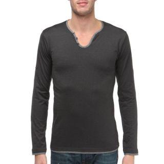 TRAXX T Shirt Homme Noir anthracite et noir Noir anthracite et noir