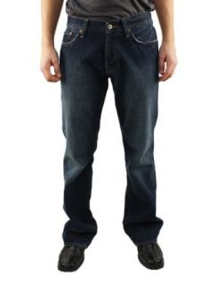 Jeans Mens Style Straight Leg 165 Midrise/Relaxed Fit Clothing