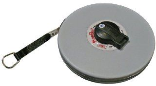 Measuring Tapes SILVER/BLACK 165 (50M) CLOSED REEL