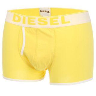 DIESEL Boxer New Breddox Homme Jaune et blanc   Achat / Vente BOXER