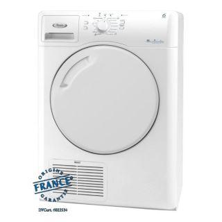 condensation dryer vent on popscreen
