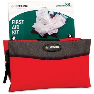 Lifeline First Aid Mountain 88 pc First Aid Kit (Pack of 6) Today $63