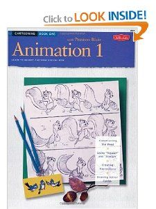 Animation 1: Learn to Animate Cartoons Step by Step (Cartooning, Book