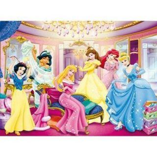 CLEMENTONI   Puzzle 104 pcs   Princesses Disney   Achat / Vente PUZZLE