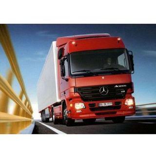 ITALERI   La nouvelle génération des camions Mercedes Benz Actros a