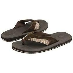 Sanuk Wall Street Brown Sandals
