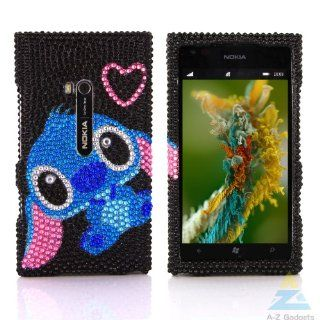 A Z Gadgets Cute Bling Rhinestone Case for AT&T Nokia