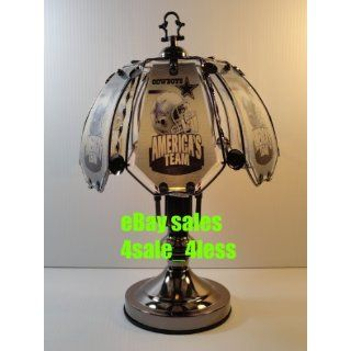NEW NFL Dallas Cowboys 17 6 Panel Touch Lamp NIB NR 168C