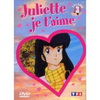 JULIETTE JE TAIME  Vol.3 en DVD DESSIN ANIME pas cher