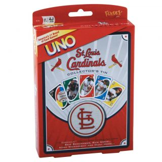 St. Louis Cardinals UNO Card Game