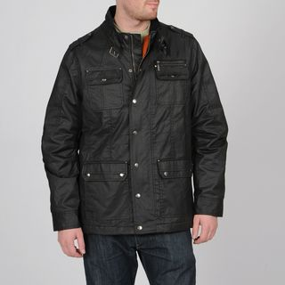 Grind by CoffeeShop Mens Military Jacket