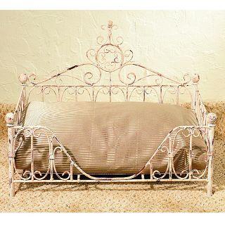 Old World Antique Paris Flea Market Pet Bed Today $189.99