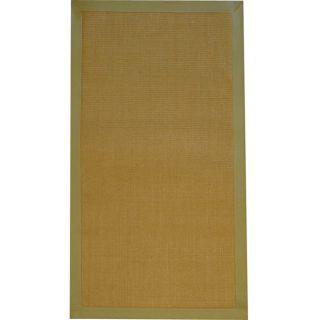 Asian Hand woven Beige Sisal Natural Fiber Rug (26 x 4) Today $31