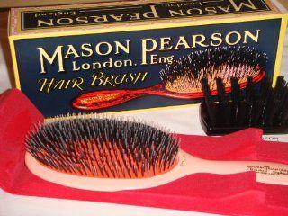 Mason Pearson Popular Bristle & Nylon Pink handle Health