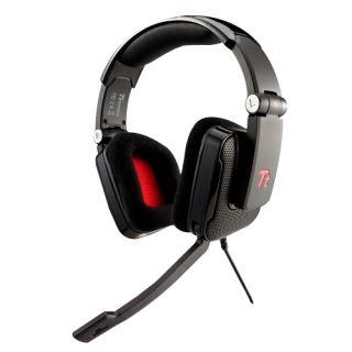 Tt eSPORTS Shock HT SHO001EC Headset   Surround   Black   USB