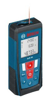 Bosch GLM 50 Laser Distance Measurer with 165 Feet Range and Backlit
