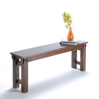 Indian Rosewood Thin Bench (India)