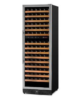 Allavino MWR 1682 SSR 170 Bottle Dual Zone Stainless Wine