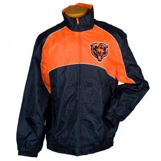 G3 Mens Chicago Bears Light Weight Jacket