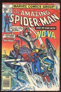 Amazing Spider Man, v1 #171. Aug 1977 [Comic Book] Marvel (Comic