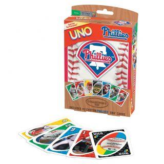 Philadelphia Phillies UNO Card Game